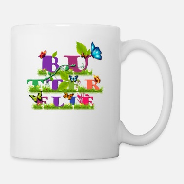 Ocation Butterflie - Mug