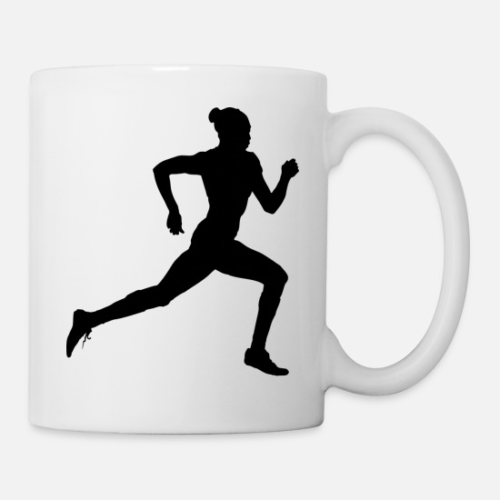 Professional Athletes Mugs & Drinkware - Athletic - Mug white