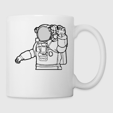 Occupation Occupation Astronaut - Mug