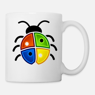 Windows windows coccinelle - Mug