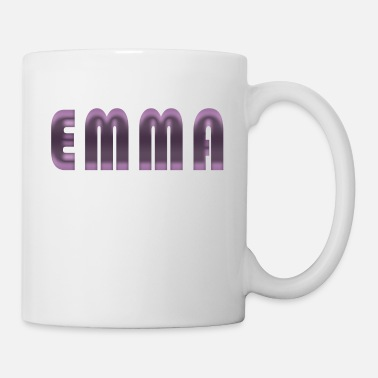 Birth Name Emma name first name name day birth gift idea - Mug