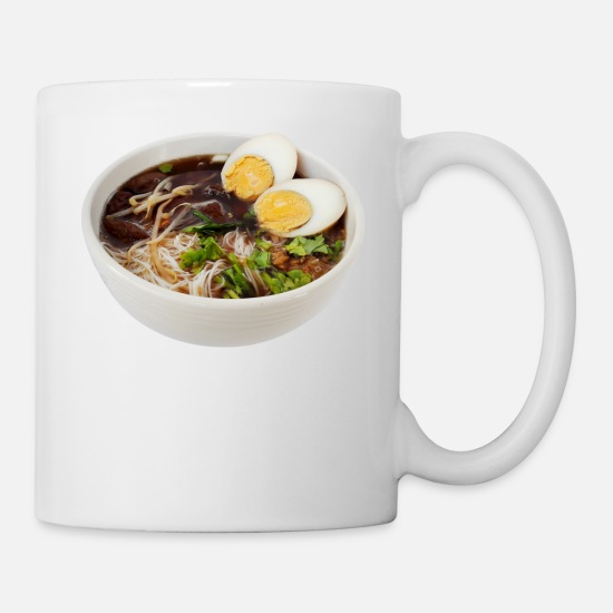 Gift Idea Mugs & Drinkware - noodle soup - Mug white