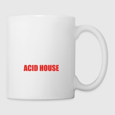 Can explain word hobby love ACID HOUSE - Mug