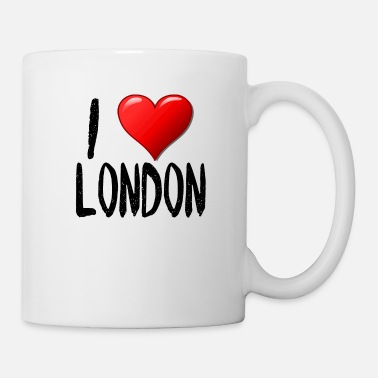 Love I Love London - Mok