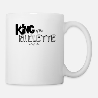 King of the Raclette - Mug