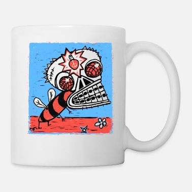 Insecto insecto - Taza
