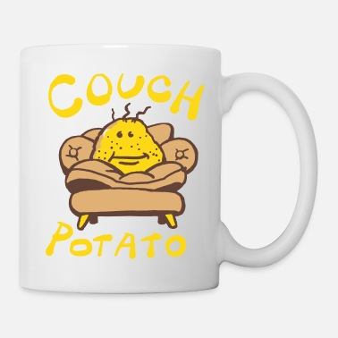 Couch Couch potato - Tasse