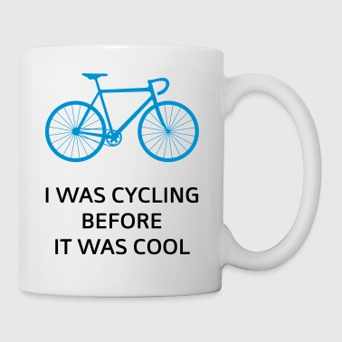 I Was Cycling Before It Was Cool - Mug