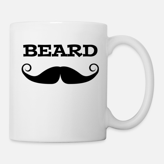 Gift Idea Mugs & Drinkware - Beard Beard - Mug white