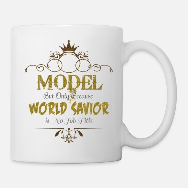 Model World Savior Model World Savior - Mug