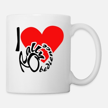 I love Rally Obedience - Mug