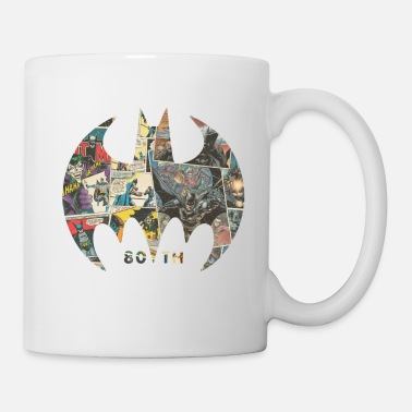 Batman 80 Years Comic Mug - Mok
