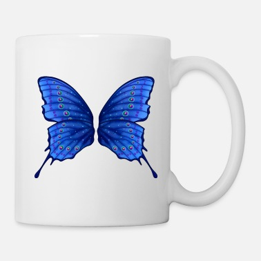 Butterfly Fairy Wings - Tasse