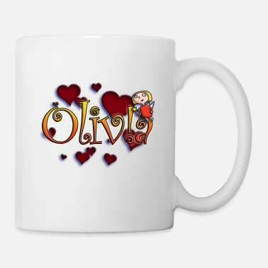 Olivia girls_name_012014_olivia_b - Tasse