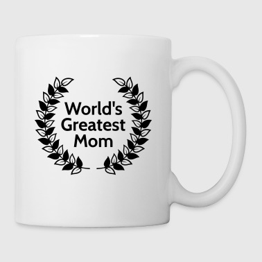 Greatest Mom beste mor - Kopp