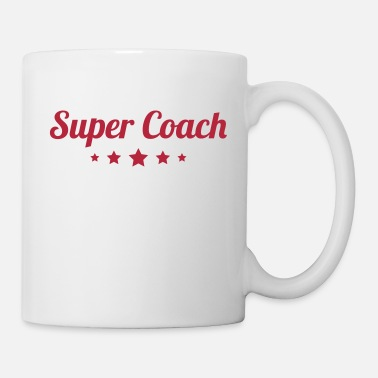 Bester Coach / Trainer / Sport / Coaching / Zug / Manager - Tasse