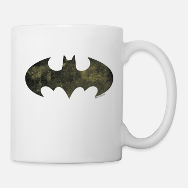 Batman Justice League Batman Logo - Mug blanc