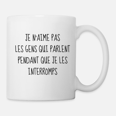 Lol Humour - Drôle - Blague - Rire - Fun - Cool - Mug