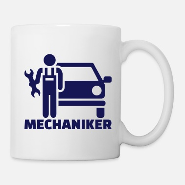 Mechaniker Mechaniker - Tasse