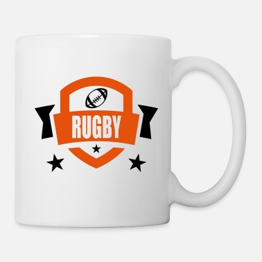 Tor Rugby - Rugbyman - Sport - Fighter - Fight - Tasse