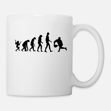 Rugby Rugby - Rugbyman - Sport - Fighter - Fight - Mug