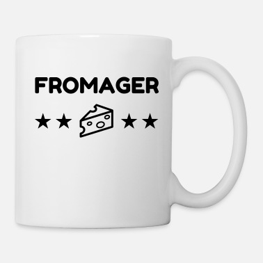Fromage Fromager / Fromage / Travail / Métier / Job - Mug