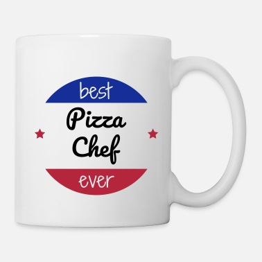 Grill Pizza / Pizzaiolo / Pizza Chef / Pizzachef - Mug
