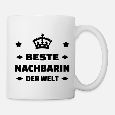 Bar Neighbour Neighborhood Nachbar Voisin Fête Party - Mug