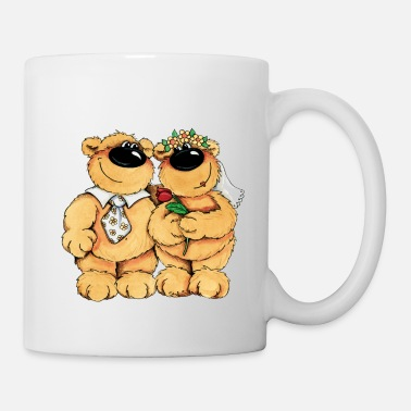 Wedding Wedding Bears - Kubek