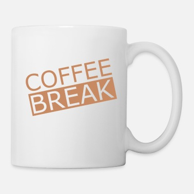 Break Coffee break Coffee break Coffee break - Mug