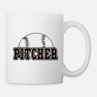 Pitcher Pitcher - Tasse
