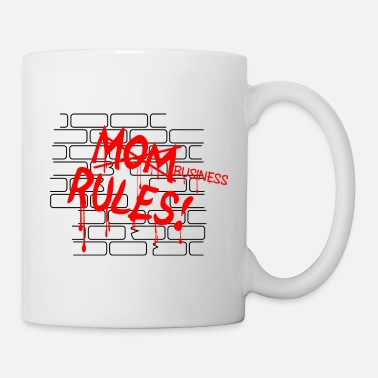 Graffiti business rules - Mug