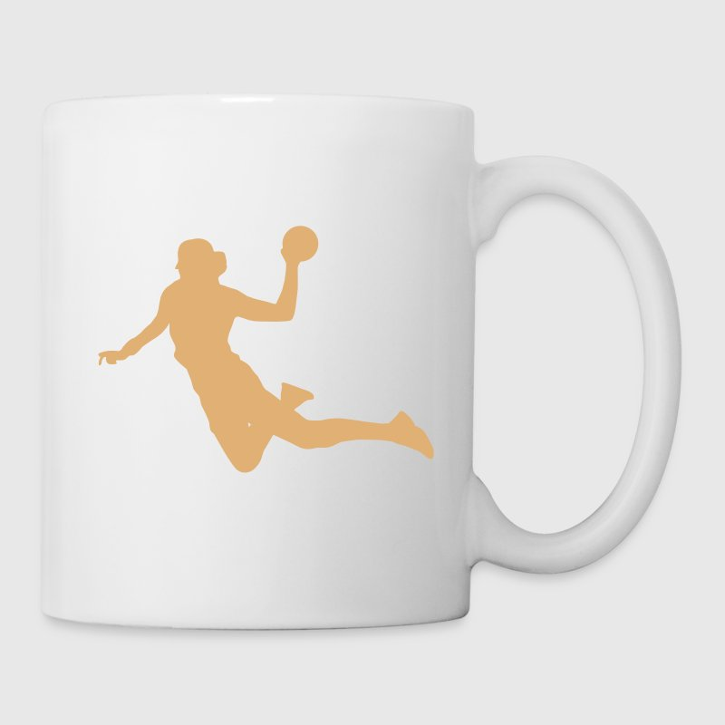 Handball female eu - Mug