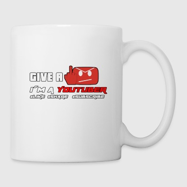 Soy un youtuber - Taza
