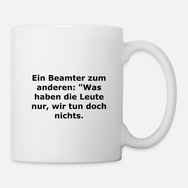 Official Person official - Mug