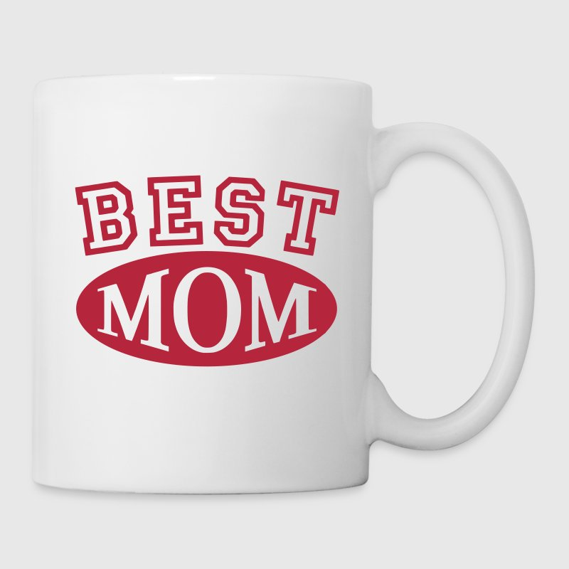 best mom - Tasse