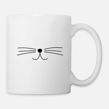 Cat Whiskers Cute Cat Whiskers - Mok