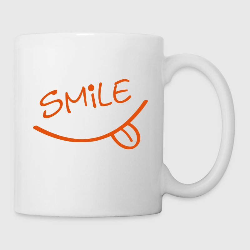 Happy Smile - Mug
