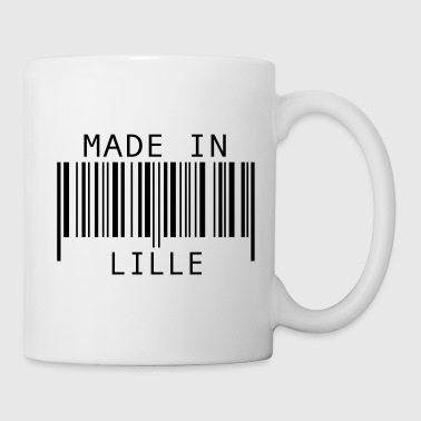 Made in Lille - Mug blanc