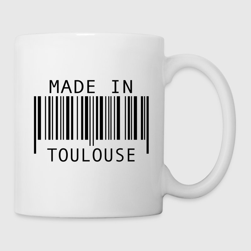 Made in Toulouse - Mug blanc