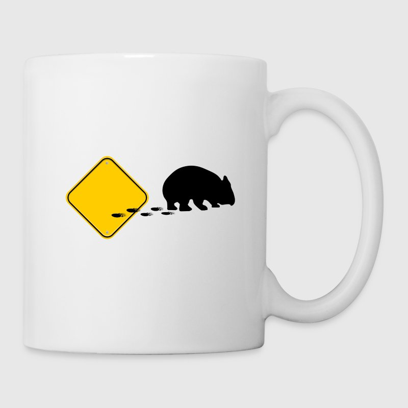 Wombat, Break out !!! - Tasse