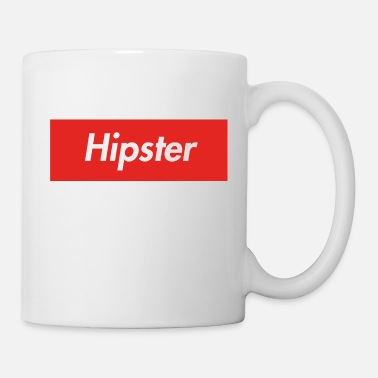 Hipster Hipster - Tazza