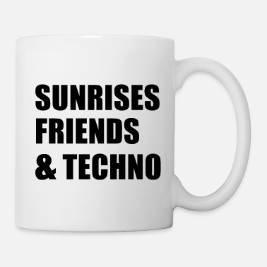 Vinyl Sunrises, Friends & Techno - Muki