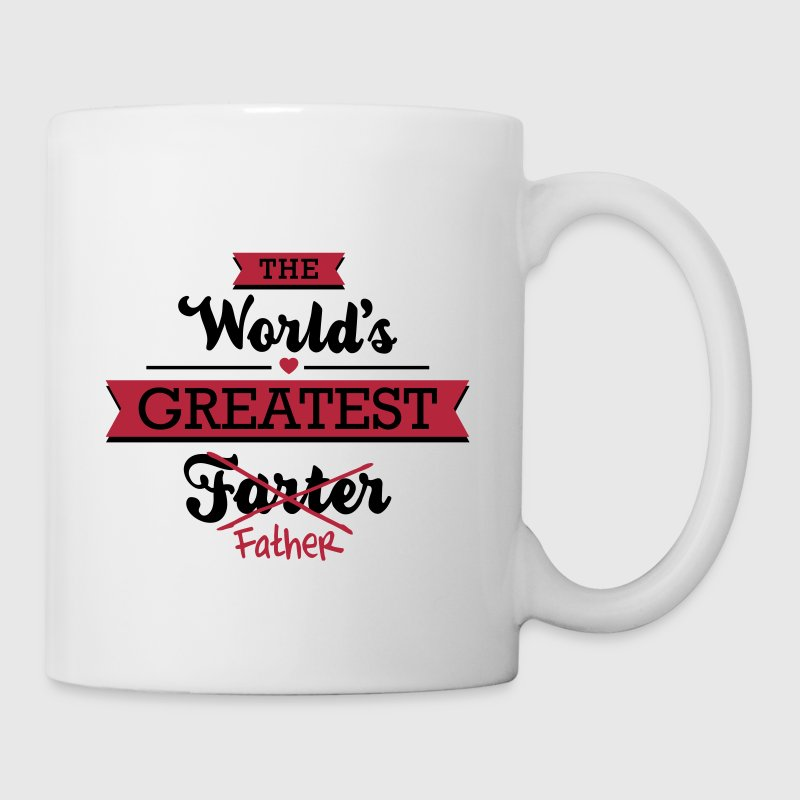 The world's greatest farter/father - Tasse
