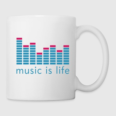 Music is life Equalizer / Music is life equaliser - Muki