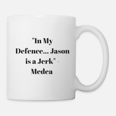 Jason Jason is a Jerk - Mug