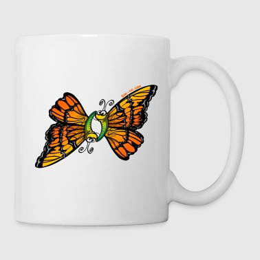 Loving Butterflies - Mug