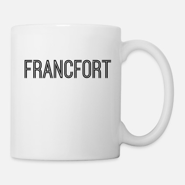 Francfortsurlemain Francfort - Mug
