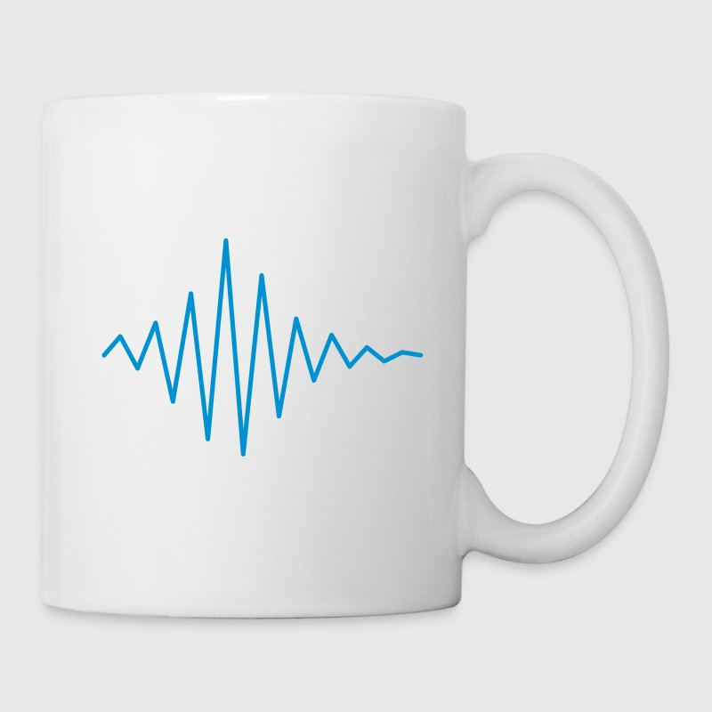 Pulse / soundwave - Mug