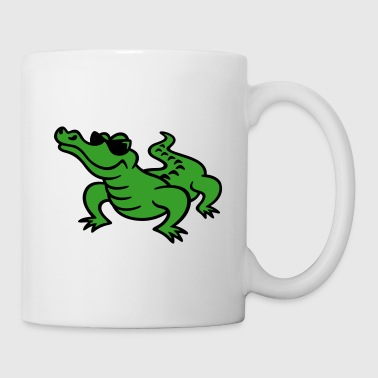 Croco Cool - Mugg